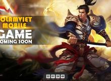 Hàng hot Võ Lâm Việt Mobile ấn định mở cửa chính thức ngày 20/3