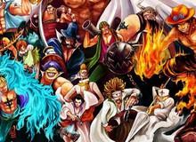 One Piece: Danh tính và sức mạnh của 16 sư đoàn trưởng trong hạm đội cướp biển Râu Trắng, ai cũng mạnh mẽ và bá đạo (P1)