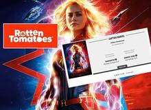 Captain Marvel bị ném đá tơi tả trên Rotten Tomatoes, buộc trang phải đóng cửa chức năng phê bình sớm