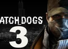 Watch Dogs 3 hé lộ ngày ra mắt