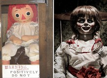 Điểm mặt những con búp bê đáng sợ trên thế giới có họ hàng với Annabelle