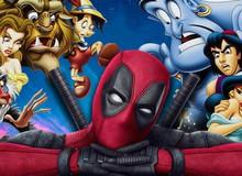 Deadpool vẫn sẽ lầy lội và bạo lực cho dù về chung nhà với Disney