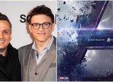 Anh em đạo diễn Russo chính thức xác nhận Avengers: Endgame sẽ có thời lượng chiếu dài hơn Infinity War 20 phút