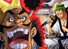 """Spoil One Piece 932: Tướng quân Orochi tức giận, """"hiện nguyên hình"""" biến thành một con rồng tám đầu"""