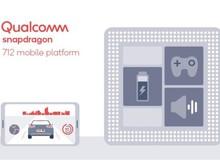 Qualcomm ra mắt Snapdragon 712: con chip mang các tính năng cao cấp đến với smartphone tầm trung
