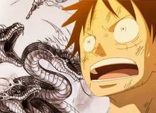 """One Piece 932: Đệ nhất kĩ nữ Komurasaki tát """"sấp mặt"""" Tướng Quân Orochi... khiến hắn biến thành rồng tám đầu"""