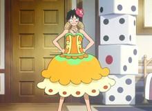 Vui là chính: Khi Luffy Mũ Rơm trong One Piece và những nàng công chúa của Disney gặp nhau đầu xuân