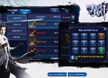 """Kiếm ma 3D chiều lòng Game thủ kiếm hiệp với tính năng giao dịch trực tiếp - tự do buôn bán cực """"dị"""""""