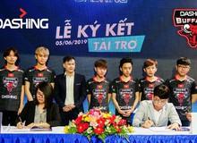 Dashing chính thức đồng hành cùng Saigon Heat và Dashing Buffalo cho một mùa giải siêu kịch tính