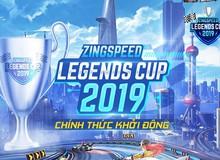ZingSpeed Legends Cup 2019: Chỉ còn 30 tiếng để đăng ký tham dự giải
