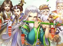 Tiếu Ngạo VNG - Game đấu tướng chiến thuật kiếm hiệp Kim Dung tặng free tướng xịn nhân dịp Alpha Test ngày 27/06/2019