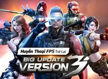 CrossFire: Legends: Tìm hiểu chế độ chơi mới Sinh Tồn sắp ra mắt ngày 30/7
