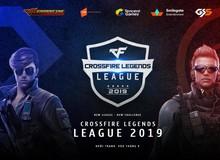 CrossFire: Legends League 2019: Giải đấu nghiệp dư mở đăng ký, chính thức trở lại ngay trong tháng 9