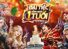 Sinh nhật một tuổi của MU Awaken VNG – Tràn ngập lời chúc từ các ngôi sao đình đám của showbiz Việt