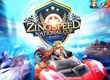 ZingSpeed Mobile tổ chức giải đấu quốc gia có tổng giải thưởng đến 500 triệu VND