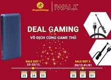 Phụ kiện iWALK – Deal khủng dành cho game thủ dịp cuối năm