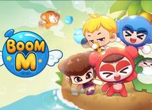 """Boom M tái xuất với 6 chế độ chơi độc đáo tặng giftcode """"nhân phẩm"""" cực xịn cho game thủ"""