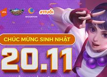 Game thủ chúc mừng sinh nhật Mobile Legends: Bang Bang VNG