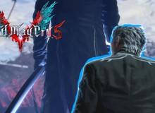 """Devil May Cry 5 tung trailer """"chốt hạ"""" siêu hoành tráng, Vergil xuất hiện?"""