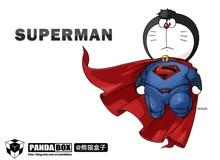 Chết cười với loạt ảnh mèo ú Doraemon béo tròn nhưng lại thích đi đóng phim bom tấn
