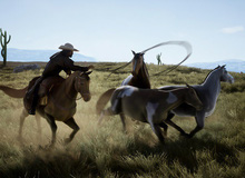 Outlaws of the Old West - Game online sinh tồn tuyệt đỉnh phong cách miền Tây