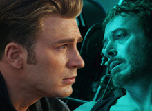Trong EndGame các fan muốn Iron Man sống sót hơn Captain America, còn bạn thì sao?