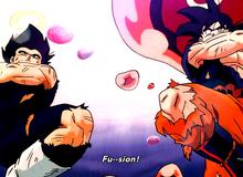 """Dragon Ball: Rùng mình khi nhìn lại sự kết hợp """"quái đản"""" trong cuộc thi thiết kế nhân vật Fusion năm 1995"""