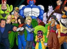 Điểm danh toàn bộ người máy sinh học đã xuất hiện trong thương hiệu Dragon Ball, đông đến không tưởng luôn đấy!