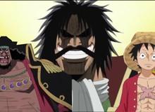 """One Piece: Râu Đen, kẻ mang trong tên chữ D bí ẩn, phải chăng chính là con trai """"thất lạc"""" của Gol D. Roger"""