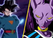 Super Dragon Ball Heroes: Goku sẽ mạnh hơn cả Thần hủy diệt nếu nắm vững hoàn toàn Bản năng vô cực?