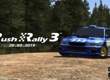 Rush Rally 3: Game mobile đua xe cạnh tranh với Asphalt 9 sẽ mở cửa vào ngày 29/3 tới
