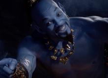 """Aladdin: Không lom dom như dân tình tưởng, Thần Đèn Will Smith nhìn cũng """"khá bảnh"""" đấy chứ"""