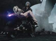 Game thủ đứng ngồi không yên về cảnh nóng siêu hot trong Devil May Cry 5