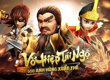 500 đệ tử, 500 trang bị, 1000+ chiêu thức, vô vàn cách build team, chiến thuật trong Vua Kiếm Hiệp – Tân Chưởng Môn Funtap là không giới hạn!
