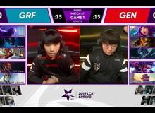 LMHT: Gen.G trở thành 'kẻ ngáng đường' vĩ đại, hạ Griffin để bảo toàn kỉ lục 'bất bại lâu nhất trong lịch sử' của SKT T1