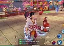 """Game thủ """"bốc số xếp hàng"""" chờ đăng nhập trong ngày ra mắt Tân Thiên Long Mobile"""