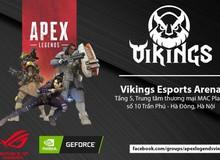 2 ông lớn Asus ROG và Nvidia công bố giải Apex Legends đầu tiên tại Việt Nam, giải thưởng khủng 70 triệu đồng tiền mặt