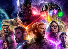 Avengers Endgame bị lộ nội dung: Thanos hút sức mạnh của Captain Marvel, đội trưởng Mỹ chết, Iron Man nghỉ hưu