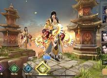 Tân Thiên Long Mobile đứng đầu bảng xếp hạng Top game miễn phí