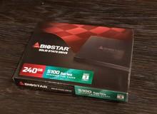 Trên tay SSD Biostar S100: Tốc độ đủ dùng, giá cực thơm, cài win kèm game nặng khỏi lo thiếu dung lượng