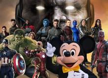 Disney chính thức thâu tóm Fox vào 2 ngày nữa, thời đại Avengers và X-Men trở thành anh em đã đến