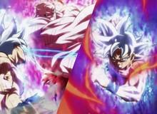 Dragon Ball Super: Mớ hỗn độn cảm xúc của Jiren khi chiến đấu trận cuối cùng với Bản năng vô cực hoàn hảo của Goku