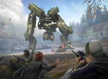 Xuất hiện Left 4 Dead phiên bản robot, cho phép co-op 4 người chơi cùng lúc