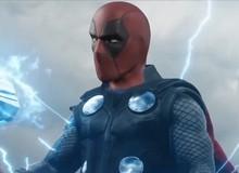 """Trailer Avengers: Endgame bớt """"u ám"""" trở nên sống động khi Deadpool bựa xuất hiện"""
