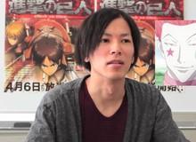 """Khổ như tác giả của bộ truyện tranh Attack On Titan, sáng tác truyện cho fan đọc xong bị """"ném đá vào người"""""""