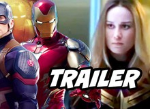 Hai anh em đạo diễn Avengers: End Game chính thức thừa nhận trailer thứ 2 của bộ phim thật thì ít mà giả thì nhiều