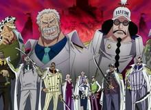 """One Piece: Thông tin chi tiết về những kẻ """"tai to mặt lớn"""" nhất Tân Thế Giới"""