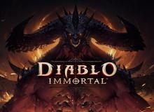 Diablo Immortal đã hoàn thành! Chỉ còn chờ ngày ra mắt trong 2019 này