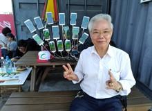 """Cụ ông người Đài Loan """"nghiện"""" Pokemon GO trở thành đại sứ truyền thông của ASUS"""