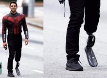 Diễn viên đóng thế nước người ta, mất 1 chân vẫn đóng phim siêu anh hùng của Marvel